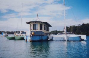 Multihull central NSW Australia