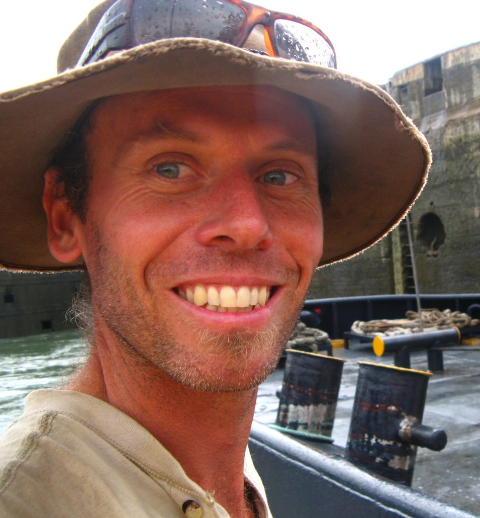 Jamie Mitchell Yacht Delivery Skipper