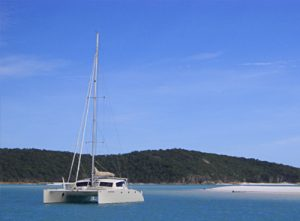 Catamaran FANTASIA Yacht Master - Multihull Sailor