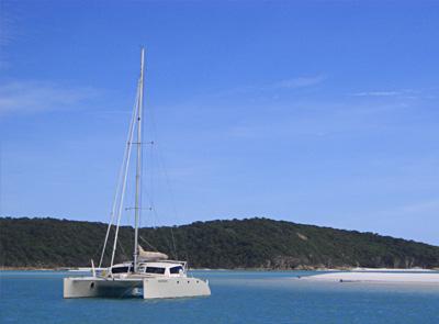 Catamaran FANTASIA Yacht Master - Multihull Sailor