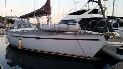 carpe diem Yacht delivery by delivery skippers captain David Mitchell